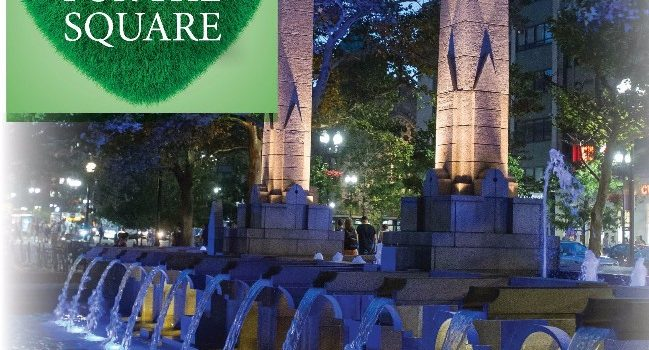 Wednesday, September 27, 5:30 pm – 9:00 pm – Care For the Square