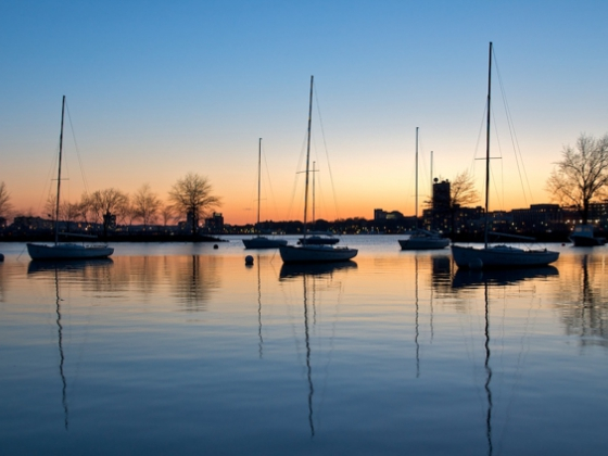 Sunday, July 29, 6:00 pm – 9:30 pm – Sunset on the Charles